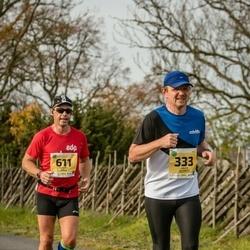 45. Saaremaa kolme päeva jooks - Valev Altmets (333), Robert Mälk (611)