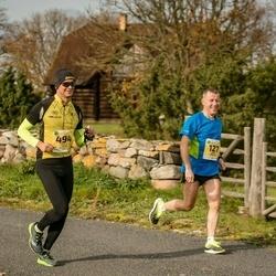 45. Saaremaa kolme päeva jooks - Aarne Hõbelaid (127), Martti Salm (494)