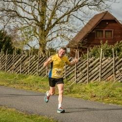 45. Saaremaa kolme päeva jooks - Juhan Änilane (201), Andres Veske (631)