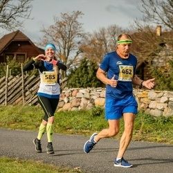45. Saaremaa kolme päeva jooks - Jaanus Purga (462), Eda Lehmann (585)