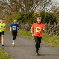 45. Saaremaa kolme päeva jooks - Kaarel Kender (524), Jaan Mättas (575), Tambet Liblik (777)