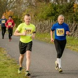 45. Saaremaa kolme päeva jooks - Jaan Mättas (575), Tambet Liblik (777)