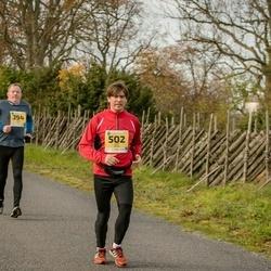 45. Saaremaa kolme päeva jooks - Sulev Oll (394), Gert Kello (502)