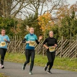 45. Saaremaa kolme päeva jooks - Evelin Kuris (163), Ingrid Piht (256), Karin Paloots (706)