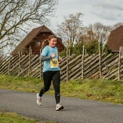45. Saaremaa kolme päeva jooks - Evelin Kuris (163), Ingrid Piht (256)