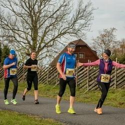 45. Saaremaa kolme päeva jooks - Ingrid Piht (256), Margus Klementsov (317), Raivo Panker (324)