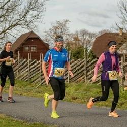 45. Saaremaa kolme päeva jooks - Kätlin Atonen (186), Ingrid Piht (256), Margus Klementsov (317), Raivo Panker (324)