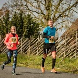 45. Saaremaa kolme päeva jooks - Eve Hermat (305), Erki Vellama (504), Silver Tulik (629)