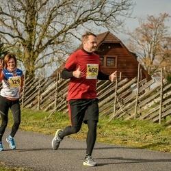 45. Saaremaa kolme päeva jooks - Piret Voogre (129), Jaan Naaber (498)