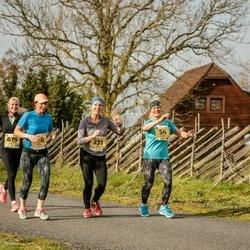 45. Saaremaa kolme päeva jooks - Maarika Reiles (54), Epp Välba (331), Maris Leiaru (541), Hedi Vipp (679)