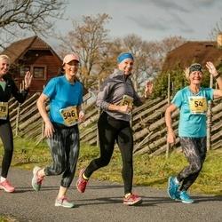 45. Saaremaa kolme päeva jooks - Maarika Reiles (54), Epp Välba (331), Tuuli Saarniit (546), Hedi Vipp (679)