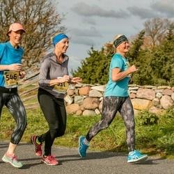45. Saaremaa kolme päeva jooks - Epp Välba (331), Tuuli Saarniit (546)
