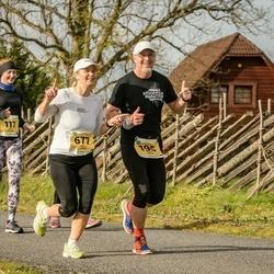 45. Saaremaa kolme päeva jooks - Külli Kaldma (117), Marek Jõela (196), Anneli Jõela (677)
