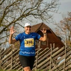 45. Saaremaa kolme päeva jooks - Heli Säde (318)