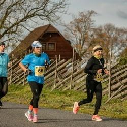45. Saaremaa kolme päeva jooks - Villu Veel (66), Terje Tiiman (299)