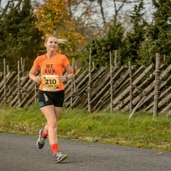 45. Saaremaa kolme päeva jooks - Annika Veisson (210)