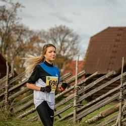 45. Saaremaa kolme päeva jooks - Kätlin Tammesoo (696)