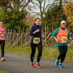 45. Saaremaa kolme päeva jooks - Ursula Noorväli (147), Tiina Muts (436), Oxana Polyanskaya (595)