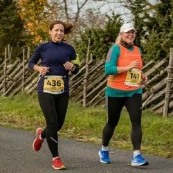 45. Saaremaa kolme päeva jooks - Ursula Noorväli (147), Tiina Muts (436)