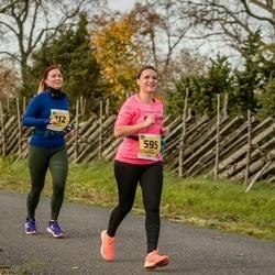 45. Saaremaa kolme päeva jooks - Dagny Kungus (112), Oxana Polyanskaya (595)