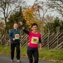 45. Saaremaa kolme päeva jooks - Anne Lõhmus (39), Andy Billington (638)