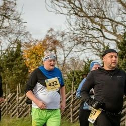 45. Saaremaa kolme päeva jooks - Olev Moorsoo (432), Mihkel Nõmmela (456)