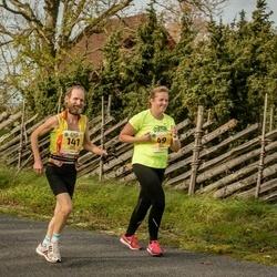 45. Saaremaa kolme päeva jooks - Keidi Õispuu (49), Kuno Kipper (141)