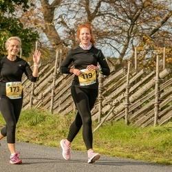 45. Saaremaa kolme päeva jooks - Viigi Kipper (119), Airika Evestus (173)