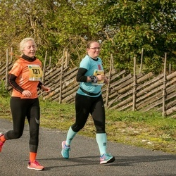 45. Saaremaa kolme päeva jooks - Soile Sild (121), Tiina Teidla (711)