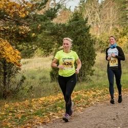 45. Saaremaa kolme päeva jooks - Maris Aagver (426), Elina Vilja (513)