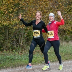 45. Saaremaa kolme päeva jooks - Mari-Liis Tamm (396), Siiri Tamm (405)