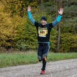 45. Saaremaa kolme päeva jooks - Imre Anton (691)