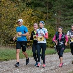 45. Saaremaa kolme päeva jooks - Küllike Puusepp (35), Henry Ots (573), Ranel Suurna (618)