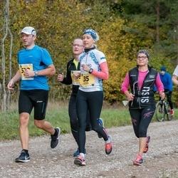 45. Saaremaa kolme päeva jooks - Küllike Puusepp (35), Ranel Suurna (618)