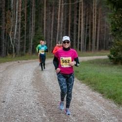 45. Saaremaa kolme päeva jooks - Elina Laanep (562)