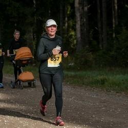 45. Saaremaa kolme päeva jooks - Piret Tuul (657)