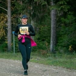 45. Saaremaa kolme päeva jooks - Seidi Saarna (303)