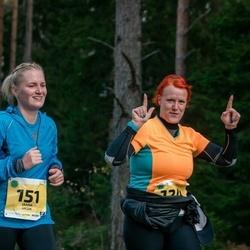 45. Saaremaa kolme päeva jooks - Jaana Üksik (151)