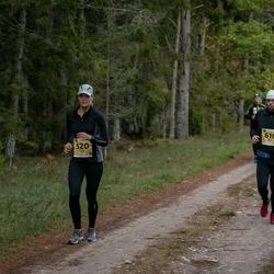 45. Saaremaa kolme päeva jooks - Moonika Org (520), Rainer Amur (616)