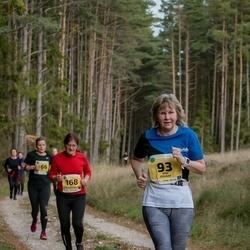 45. Saaremaa kolme päeva jooks - Imbi Joasaar (93), Eve Skoglund (168)