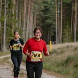 45. Saaremaa kolme päeva jooks - Eve Skoglund (168), Vaige Aav (466)