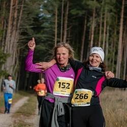 45. Saaremaa kolme päeva jooks - Helje Sagor (152), Tiiu Kämara (266)