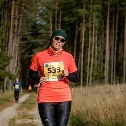 45. Saaremaa kolme päeva jooks - Siiri Paiste (533)