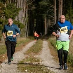 45. Saaremaa kolme päeva jooks - Olev Moorsoo (432), Andy Billington (638)