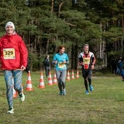 45. Saaremaa kolme päeva jooks - Kristi Malm (329)