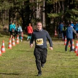 45. Saaremaa kolme päeva jooks - Marko Kaljuste (687)