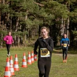 45. Saaremaa kolme päeva jooks - Hanna Eliise Kask (665)