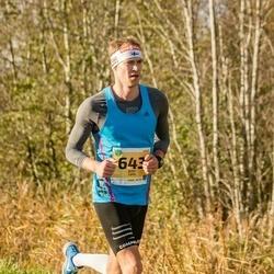 45. Saaremaa kolme päeva jooks - Bert Tippi (643)