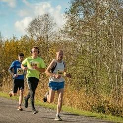 45. Saaremaa kolme päeva jooks - Madis Osjamets (226), Olav Paris (442), Tanel Rasmus Teesalu (640)