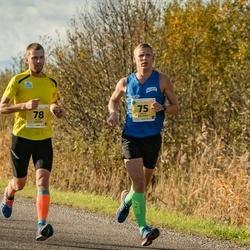 45. Saaremaa kolme päeva jooks - Urmo Kallakas (75), Alari Lumberg (78)
